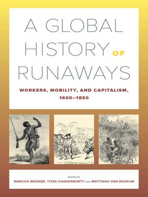 cover image of A Global History of Runaways
