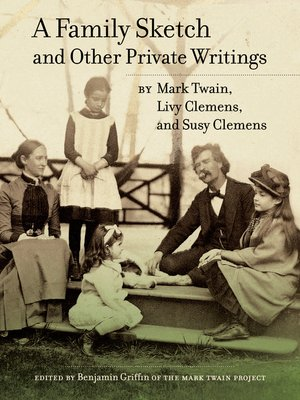 cover image of A Family Sketch and Other Private Writings