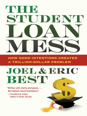 cover image of The Student Loan Mess