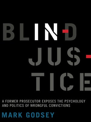 cover image of Blind Injustice