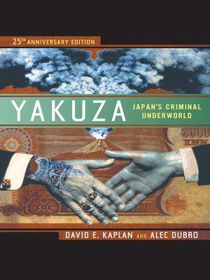 cover image of Yakuza