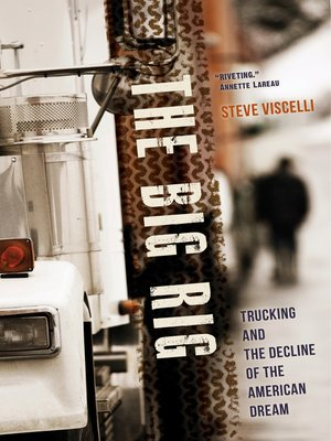 cover image of The Big Rig