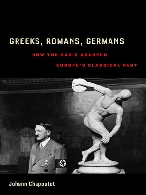 cover image of Greeks, Romans, Germans