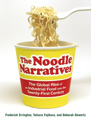 cover image of The Noodle Narratives