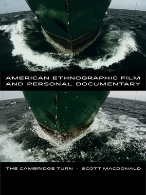 cover image of American Ethnographic Film and Personal Documentary