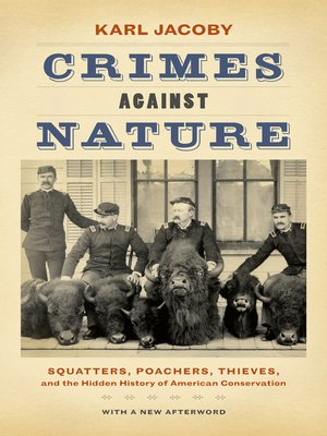 crimes against nature karl jacoby pdf