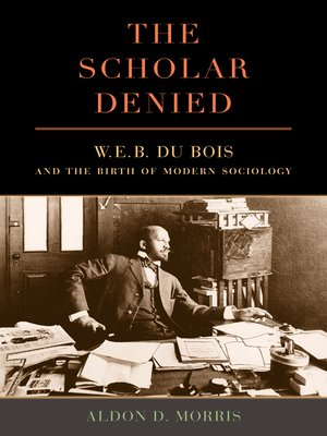 cover image of The Scholar Denied