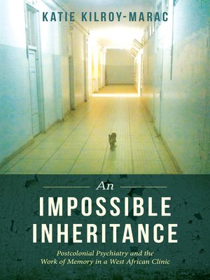 cover image of An Impossible Inheritance