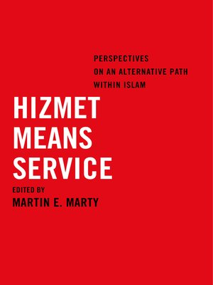 cover image of Hizmet Means Service