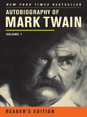 cover image of Autobiography of Mark Twain