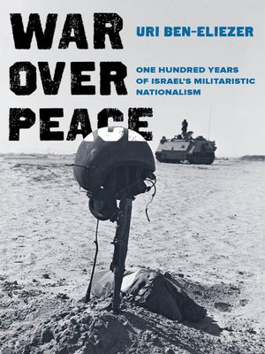 cover image of War over Peace