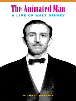cover image of The Animated Man