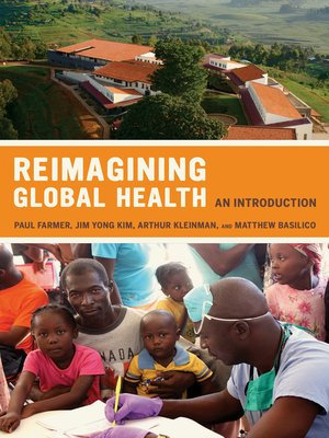 cover image of Reimagining Global Health