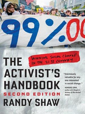 cover image of Activist's Handbook