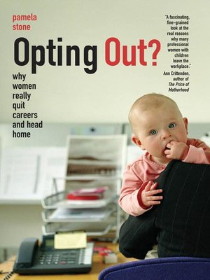 cover image of Opting Out?