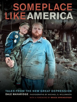 cover image of Someplace Like America