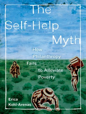 cover image of The Self-Help Myth