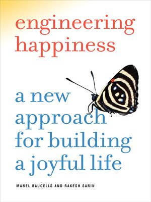 cover image of Engineering Happiness