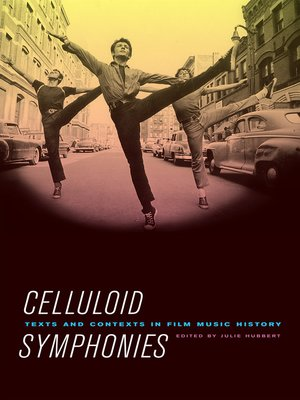 cover image of Celluloid Symphonies