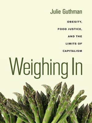 cover image of Weighing In