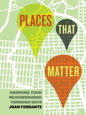 cover image of Places That Matter