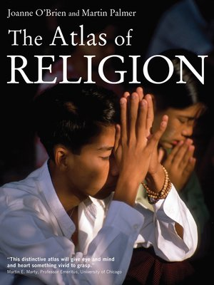 cover image of The Atlas of Religion