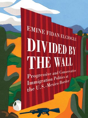 cover image of Divided by the Wall