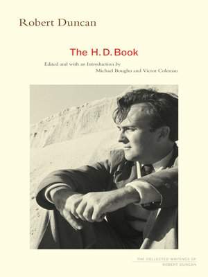 cover image of The H.D. Book