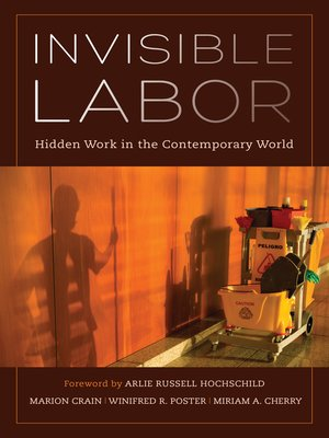 cover image of Invisible Labor