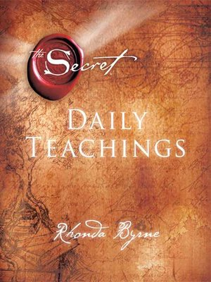 cover image of The Secret Daily Teachings