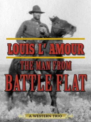cover image of The Man from Battle Flat