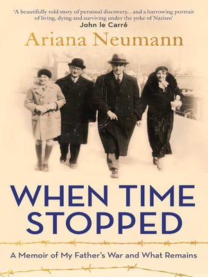 cover image of When Time Stopped