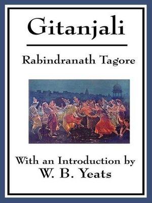cover image of Gitanjali