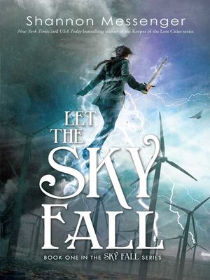cover image of Let the Sky Fall