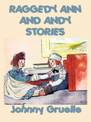 cover image of Raggedy Ann and Andy