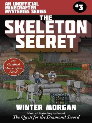 cover image of The Skeleton Secret