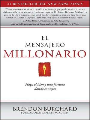 cover image of El Mensajero Millonario