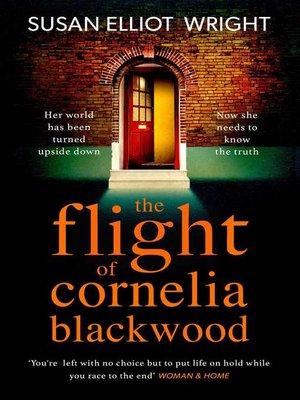 cover image of The Flight of Cornelia Blackwood