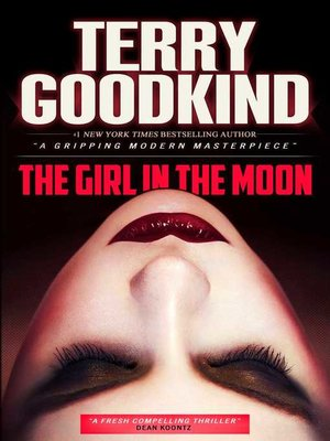 cover image of The Girl in the Moon