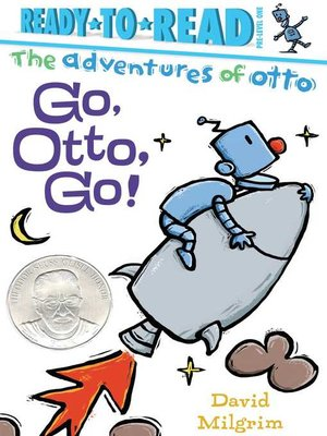 cover image of Go, Otto, Go!