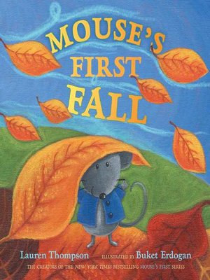 cover image of Mouse's First Fall