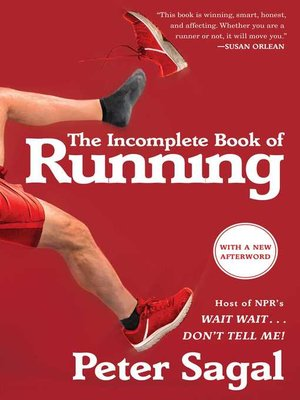 cover image of The Incomplete Book of Running
