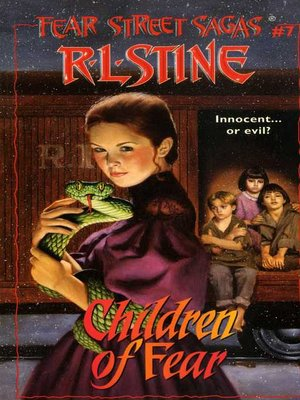 cover image of The Children of Fear