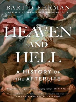 cover image of Heaven and Hell