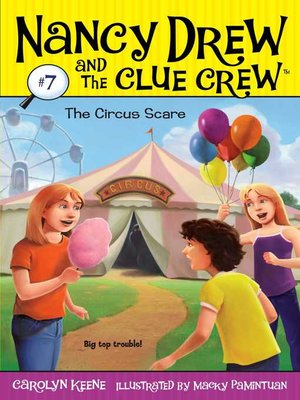 cover image of The Circus Scare