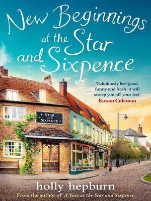 cover image of New Beginnings at the Star and Sixpence