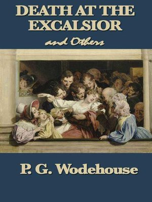 cover image of Death at the Excalsior and Others