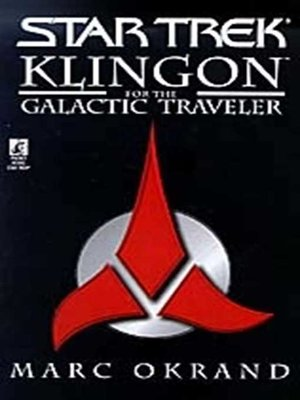 cover image of Klingon for the Galactic Traveler