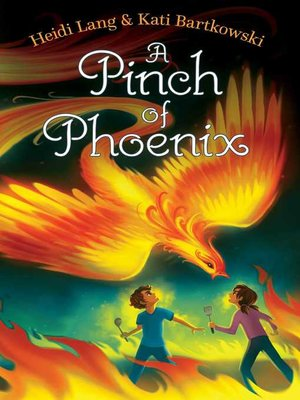 cover image of A Pinch of Phoenix