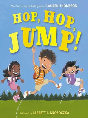 cover image of Hop, Hop, Jump!